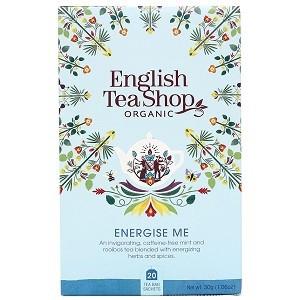 Energise me, English Tea Shop