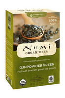 Gunpowder Green, Numi