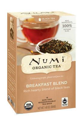 Breakfast Blend, Numi
