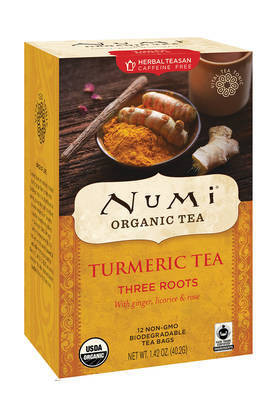 Turmeric/Curcuma Tree roots, Numi
