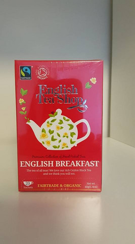English Breakfast, English Tea Shop