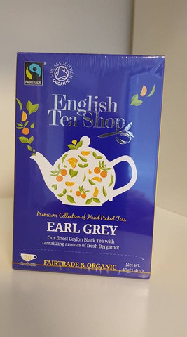Earl Grey, English Tea Shop