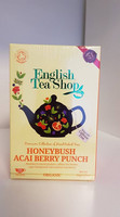 Honeybush Acai Berry Punch, English Tea Shop