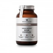 Food-Grown Bone Complex 90 kaps, Wild Nutrition