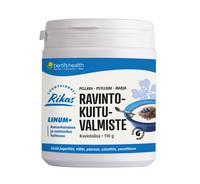 Rikas Linum plus ravintokuituvalmiste, Bertil's health