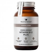 Vitamin B12 plus, Wild Nutrition