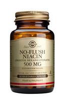 No-flush niacin 500mg, Solgar