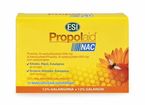 Propolaid Flu NAC -juomajauhe 10 x 50g pss, Aboa Medica