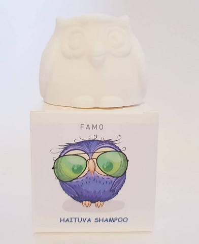 Haituva shampoopala,  Famo