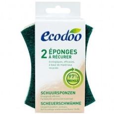 Puhdistussieni kierrätysmateriaalista, Ecodoo