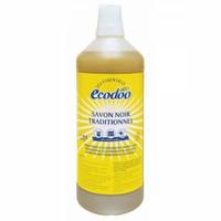 Yleispesuaine mustasaippua 1L, Ecodoo