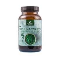 Spirulina tabletit 110g, Foodin