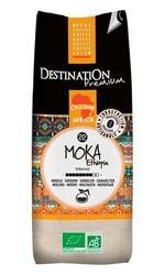 Moka ethiopia, Destination