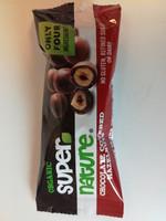 Super Nature suklaiset hasselpähkinät