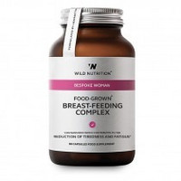 Breast-Feeding Complex 90kaps, Wild Nutrition