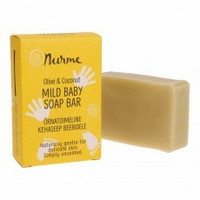 Mild baby soap bar 100g, Nurme