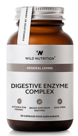 Digestive Enzyme complex, Wild Nutrition
