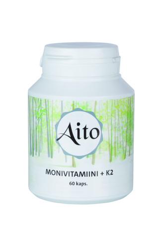 Aito Monivitamiini + K2 60kaps
