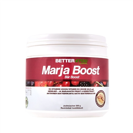 Marja Boost 200g, Better4You