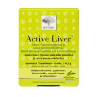 Active Liver, New Nordic