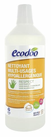Hajusteeton yleispuhdistusaine 1l, Ecodoo