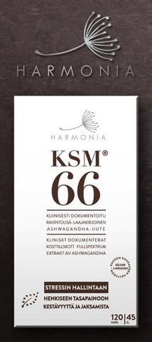 Harmonia KSM66 120kaps