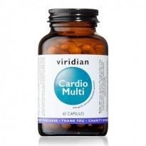 Cardio monivitamiini 60kaps, Viridian