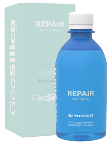 Repair joints & bones, GeoSilica