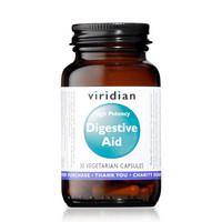 Digestive Aid 30kaps, Viridian