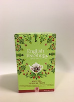 White tea,Tropical fruits, ETS