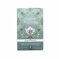 White tea, Matcha & Cinnamon, English Tea Shop