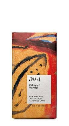 Manteli maitosuklaa, Vivani