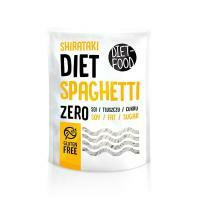 Diet food spaghetti keto