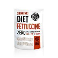 Diet food fettuccine keto