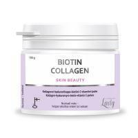 Biotin Collage Skin Beauty jauhe 100g, Vitabalans