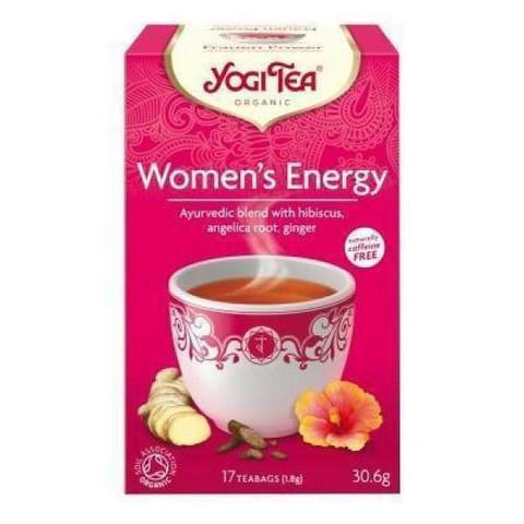 Yogi Tea, Women´s Energy tee