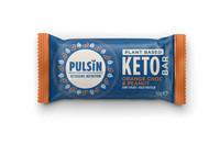 Keto-proteiinipatukka, appelsiini&maapähkinä, Pulsin