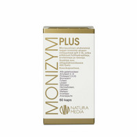 Monizym Plus 60kaps, Natura Media
