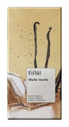 Valkosuklaa Vanilja, Vivani