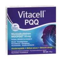 Vitacell PQQ 60 tabl, Hankintatukku
