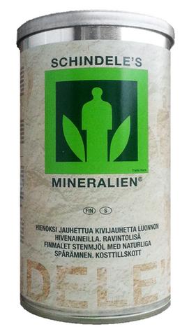 Schindelen mineraalijauhe 400g, Harjunhovi