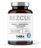 REZCUE sinkki+glutamiini, Thera Nordic