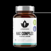 NAC Complex 60 kaps, Puhdistamo
