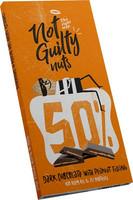 Suklaalevy maapähkinä 90g, Not Guilty
