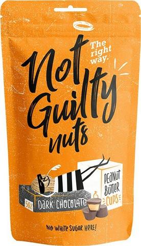 Suklaakuppi maapähkinä 80g, Not Guilty