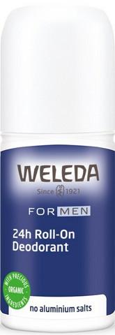 Miesten deo roll-on, Weleda