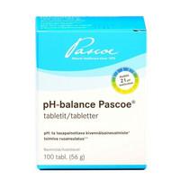pH-Balance- tabletit, Pascoe