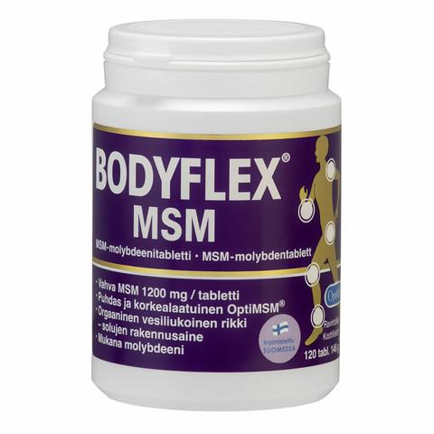 MSM 120tabl, Bodyflex