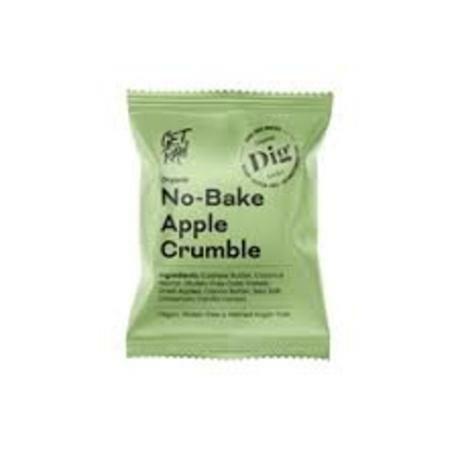 Apple crumble 35g, Get Raw