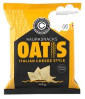 Oatis Kaurasnack Italian cheese style 150g